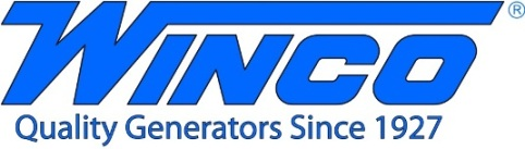 Winco Portable Generators