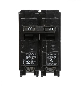 Siemens  Amp Double-Pole Type QP Circuit Breaker